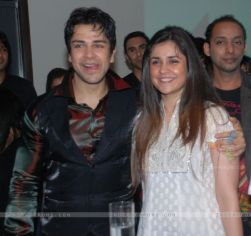 Vaishali at Piyush Sachdev birthday bash -A rocking affair