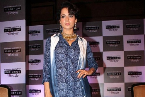 Kangana-Ranaut-As-The-New-Brand-Ambassador-For-Melange